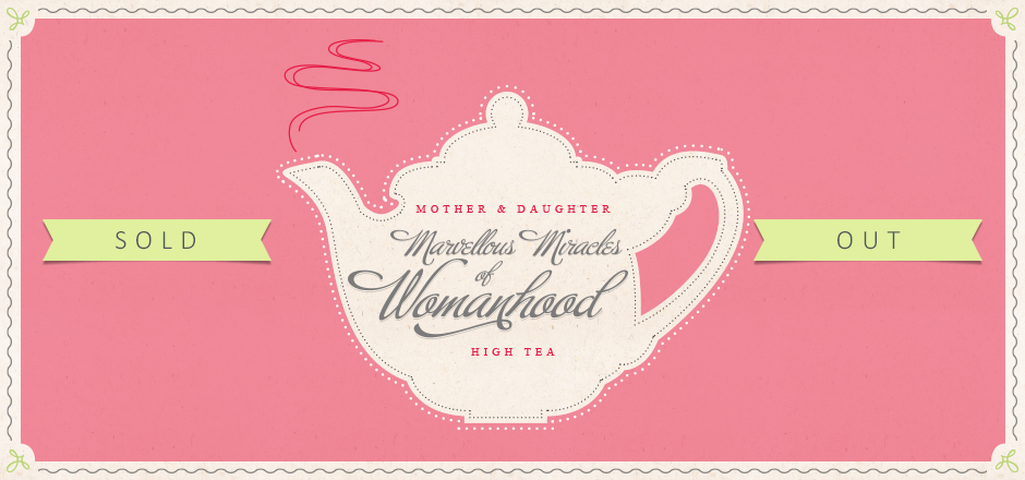 Hightea Sold Out Banner